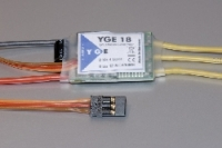 YGE 18 Brushless Regler